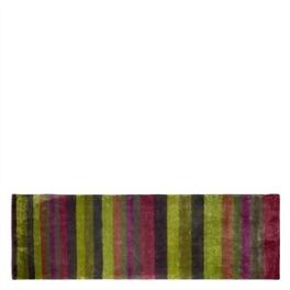Designers Guild Matta TANCHOI BERRY 75X250 cm RUGDG0559 Kampanj 25% rabatt på hela köpet över 5000 kr (gäller ej rea och tyger) KOD. GTGYTKXL