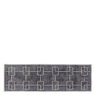 Designers Guild Matta RHEINSBERG GRANITE 75X250 cm RUGDG0558  (FRI FRAKT) - Gångmatta