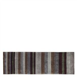 Designers Guild Matta TANCHOI GRAPHITE 75X250 cm RUGDG0560 (FRI FRAKT)