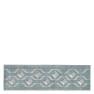 Designers Guild Matta CHAREAU OCEAN 75X250 cm RUGDG0514  (FRI FRAKT)