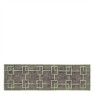 A NYHET Designers Guild Matta RHEINSBERG SAGE 75X250 cm RUGDG0557 (FRI FRAKT)