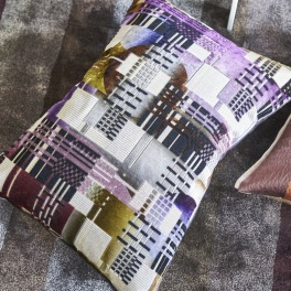 A Nyhet Designers Guild Kudde CHANDIGARH BERRY CCDG0802 (1-PACK)