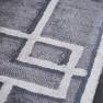 Designers Guild Matta RHEINSBERG GRANITE Tre storlekar RUGDG0528-30 (Går att måttbeställa)