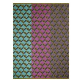 A Nyhet Designers Guild Pläd DUFRENE BERRY BLDG0175 (2-Pack)