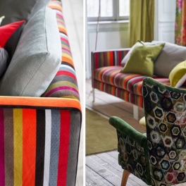 Designers Guild Tygkollektion CHANDIGARH