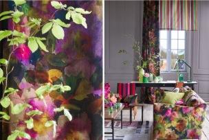 Designers Guild Tygkollektion JAIPUR ROSE