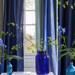 A. Nyhet Designers Guild Tygkollektion CALOZZO