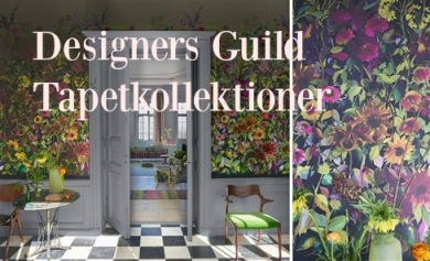 Designers Guild tapeter