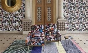 Christian Lacroix Tapetkollektion INCROYABLES ET MERVEILLEUSES