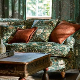 William Morris Tygkollektion Archive IV - Purleigh