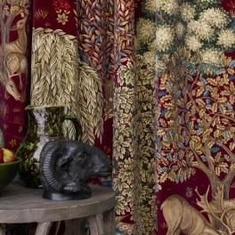 William Morris Tygkollektion The Craftsman