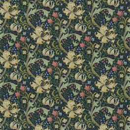 William Morris Tygkollektion Golden Lily