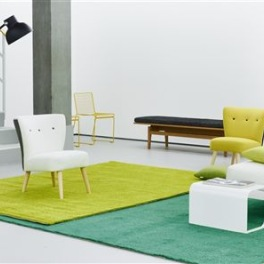 Designers Guild Matta SHOREDITCH Två storlekar och 17 färgställningar (Går att måttbeställa)