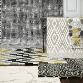 Romo Mattkollektion (11 mattor i många färgställningar och storlekar, går att måttbeställa)