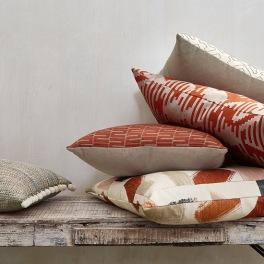 Villa Nova Kuddkollektion Huari Cushions Kampanj 25% rabatt på hela köpet över 5000 kr (gäller ej rea och tyger) KOD. GTGYTKXL