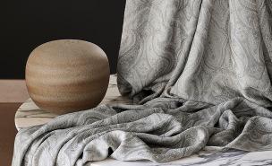 Mark Alexander Tygkollektion Adagio Luxury Wool, Cashmere & Silk sheers