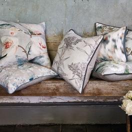 Romo Kuddkollektion Gardenia Cushions