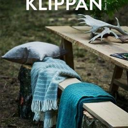 A. Klippans Yllefabrik Ullplädar hela kollektionen