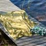 A. Klippans Yllefabrik Chenillefiltar (organisk bomull) hela kollektionen