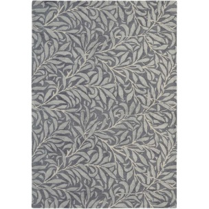William Morris Matta Willow Bough granite art. 28305 Fyra storlekar. Mattprov 30x30 cm som lån, Kampanj 25% rabatt på hela köpet över 5000 kr (gäller ej rea och tyger) KOD. GTGYTKXL