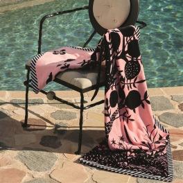 Christian Lacroix Badhandduk CLAIRIERE BOURGEON BEACH 100x180 cm TOWCL0293 (2-pack)