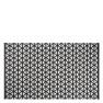 Designers Guild Plastmatta indoor/outdoor Matta DELRAY NOIR Fyra storlekar RUGDG0582-84,87 Kampanj 25% rabatt på hela köpet över 5000 kr (gäller ej rea och tyger) KOD. GTGYTKXL