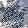 Designers Guild Plastmatta indoor/outdoor Matta DELRAY NOIR 90x150 RUGDG0587 Kampanj 25% rabatt på hela köpet över 5000 kr (gäller ej rea och tyger) KOD. GTGYTKXL - Matta   250x350 köp här