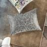 A Nyhet Designers Guild Kudde VITTORIA GRAPHITE CCDG0869 (1-PACK) - Kudde  En styck
