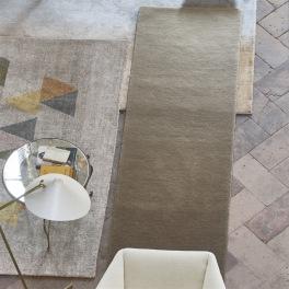 A. Nyhet Designers Guild Handtuftad Matta PADUA NATURAL 75x250 cm RUGDG0601 (Går att måttbeställa)