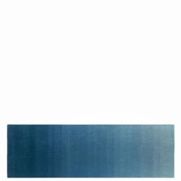 A. Nyhet Designers Guild Handtuftad Matta PADUA AZURE 75x250 cm RUGDG0600 (Går att måttbeställa)
