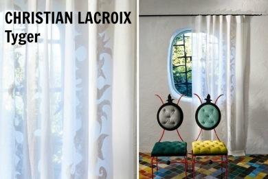Christian Lacroix Tyger