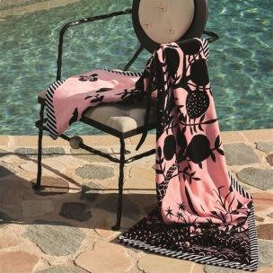 Christian Lacroix Badhandduk CLAIRIERE BOURGEON BEACH 100x180 cm TOWCL0293 (1-pack) - 1-pack