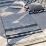 Designers Guild Plastmatta indoor/outdoor Matta POMPANO NATURAL 75x250 cm RUGDG0576 Kampanj 25% rabatt på hela köpet över 5000 kr (gäller ej rea och tyger) KOD. GTGYTKXL
