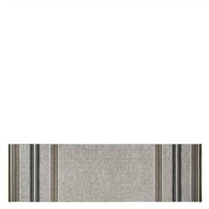 Designers Guild Plastmatta indoor/outdoor Matta POMPANO NATURAL 75x250 cm RUGDG0576 Kampanj 25% rabatt på hela köpet över 5000 kr (gäller ej rea och tyger) KOD. GTGYTKXL - Matta  75x250  köp här
