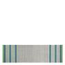 Designers Guild Plastmatta indoor/outdoor Matta POMPANO COBALT 75x250 cm RUGDG0573 Kampanj 25% rabatt på hela köpet över 5000 kr (gäller ej rea och tyger) KOD. GTGYTKXL - Matta  75x250  köp här