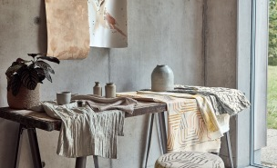 Villa Nova Tygkollektion Artesia Prints and Decorative Weaves