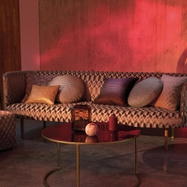 Kirkbydesign Tygkollektion Arco Geometrics Decorative Geometrics