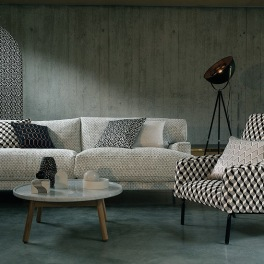 Kirkbydesign Tygkollektion Arco Textures Textured Weaves
