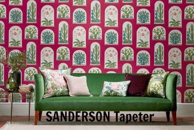 SANDERSON TAPETER