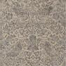 William Morris Matta PURE STRAWBERRY THIEF Ink art.028105 Fyra storlekar. Mattprov 30x30 cm som lån, Kampanj 25% rabatt på hela köpet över 5000 kr (gäller ej rea och tyger) KOD. GTGYTKXL