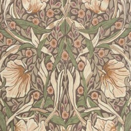 William Morris Matta PIMPERNEL Aburgine art.257137 Fyra storlekar