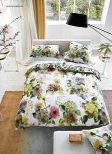 Designers Guild Bäddlinne PALACE FLOWER OCHRE Kampanj 25% rabatt på hela köpet av bäddlinne över 5000 kr KOD. GTGYTKXL - Påslakan 150x210+ett örngott 50x60