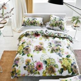 Designers Guild Bäddlinne PALACE FLOWER OCHRE Kampanj 25% rabatt på hela köpet över 5000 kr (gäller ej rea och tyger) KOD. GTGYTKXL