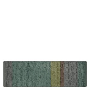 Designers Guild Handtuftad Matta OGEE OCEAN 75x250 cm RUGDG0627 Kampanj 25% rabatt på hela köpet över 5000 kr (gäller ej rea och tyger) KOD. GTGYTKXL