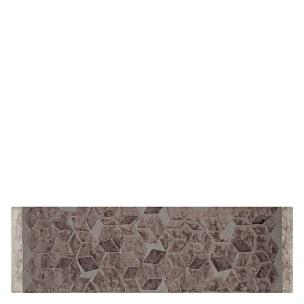 Designers Guild Handtuftad Matta FITZROVIA ESPRESSO 75x250 cm RUGDG0628 Kampanj 25% rabatt på hela köpet över 5000 kr (gäller ej rea och tyger) KOD. GTGYTKXL
