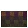 A. Nyhet Designers Guild Handtuftad Matta SARANG CHOCOLATE Tre storlekar RUGDG0603-05 (Går att måttbeställa) - Mattprov som lån återbetalas vid retur