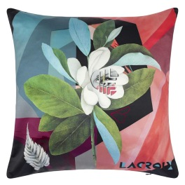 A Nyhet Christian Lacroix Kudde Cubic Orchid Multicolore Cushion 50 x 50cm CCCL0578 (1-PACK)
