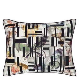 A Nyhet Christian Lacroix Kudde Lovely Escape Multicolore Cushion 60 x 45cm CCCL0574 (2-PACK ) - 2-pack Kuddar med rabatt