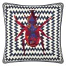 A Nyhet Christian Lacroix Kudde Beetle Waves Oeillet Cushion 40 x 40cm CCCL0575 (2-PACK )