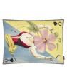 A Nyhet Christian Lacroix Kudde Madame Fleur Printemps Cushion 60 x 45cm CCCL0576 (1-PACK ) - 2-pack Kuddar med rabatt